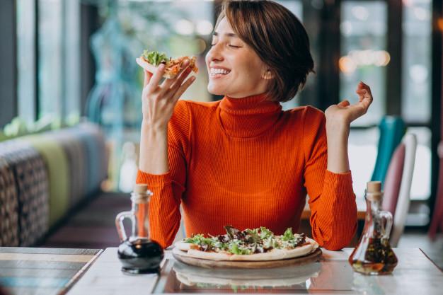 รับประทานอาหาร กินอาหาร ลดน้ำหนัก