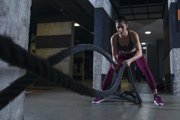 นักกีฬา ออกกำลังกาย