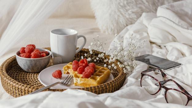 อาหารเช้า ลดน้ำหนัก