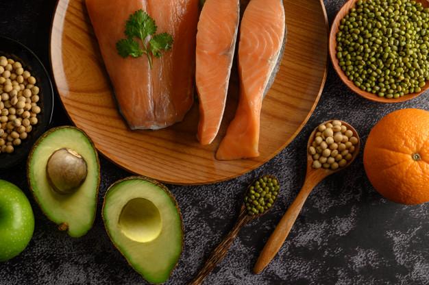 Salmon Vitamin